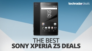 TechRadar Deals: The best Sony Xperia Z5 deals in April 2016
