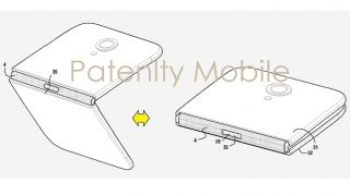 Samsung's folding phone patent is not the future we want