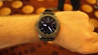 Hands-on review: IFA 2016: Samsung Gear S3 Frontier