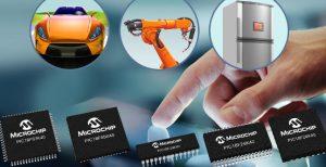 Autonomous peripherals for PIC18F MCUs