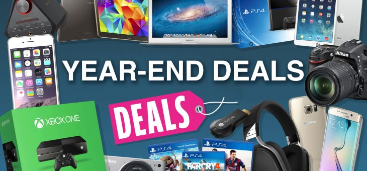 Year-end deals: the best New Year's sales at Amazon, Target and Walmart