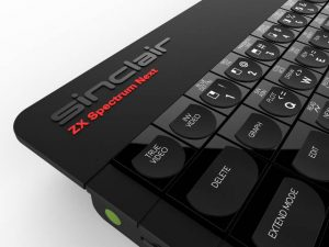 ZX Spectrum rides again, with Z80 and optional Raspberry Pi Zero
