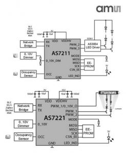 ams uses closed-loop sensing for tight LED light control