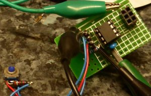 Arduino: testing 'brown-out' on ATtiny85