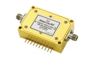 AtlantecRF launches 500MHz – 20GHZ digital attenuator