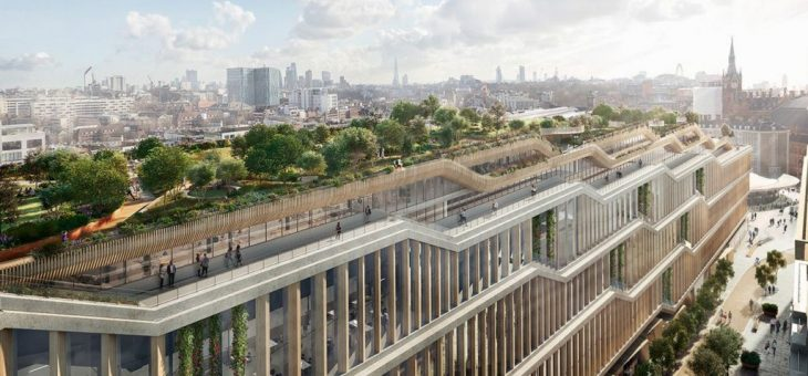 Google gets OK for London HQ