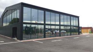 UK Led opens UK factory