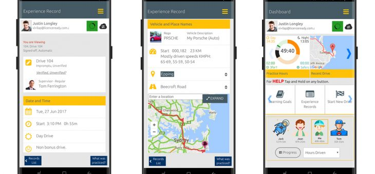 New Aussie app aims to help NSW learner drivers get their licence