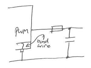 Not creating an accurate low voltage using PWM