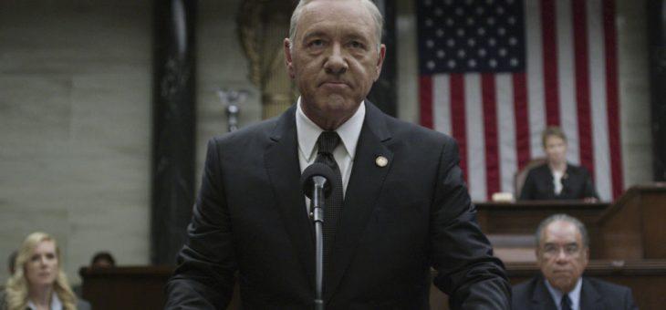 Netflix halts House of Cards production 'until further notice' [Update]