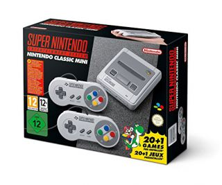 SNES Mini back in stock and at a decent price too. But for how long?