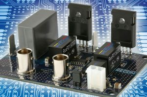 Half-bridge reference design allows IGBTs, GaN hemt, SiC mosfet and compound cascode switches to be compared