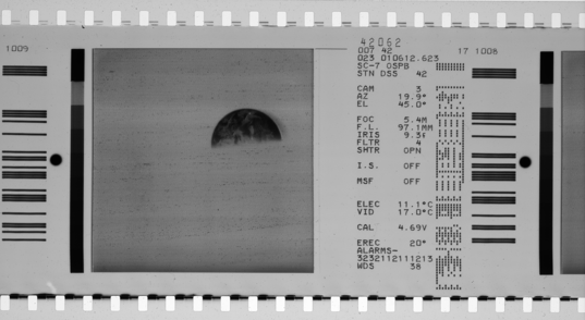 Picture of the Day: Scanning the 1960s moon with OCR