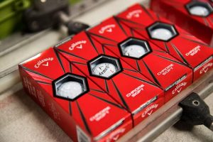 Graphene finds a use in golf balls