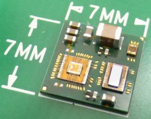 ADI creates internal silicon PCB for system-in-package ADCs