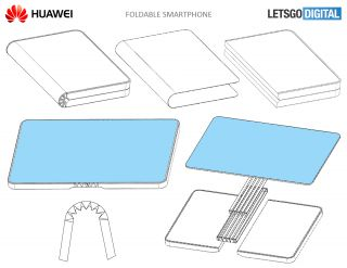 Following Huawei P20 launch, a foldable phone could be coming soon