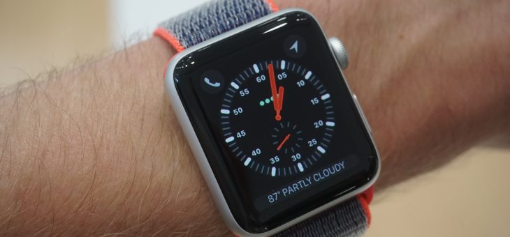 Apple could be ready to allow third-party watch faces on the Apple Watch