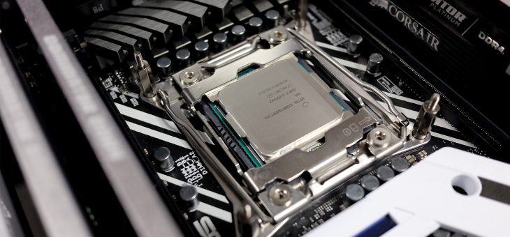 Intel's 5GHz-toting Core i7-8086K anniversary processor listed by retailers