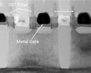 Gate-all-around key to 5nm SRAM cell