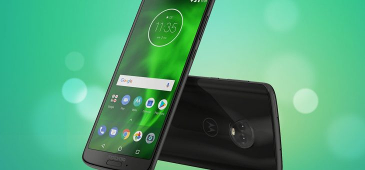Moto G6 now available at Amazon Prime-exclusive price