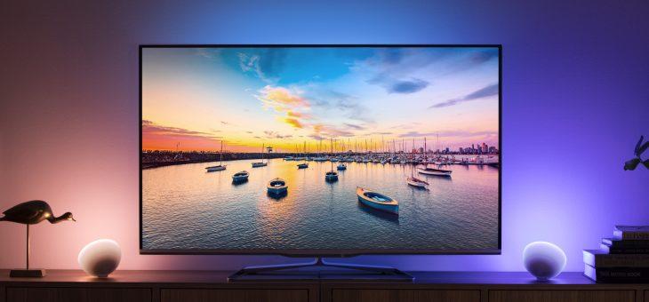 Philips Hue Sync app transforms video into a brilliant light show