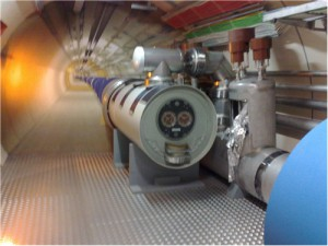 UK scientists work on advanced accelerator at EU-based CERN