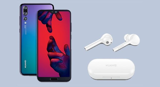 Grab some new ear-loving FreeBuds with these Huawei P20 Pro deals