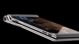 HubblePhone is an insane, dual-screen, folding smartphone that will arrive in 2020