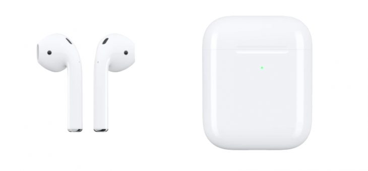 Brand-new AirPods wireless charging case discovered in iOS 12 beta images