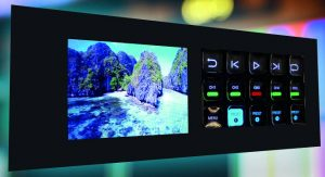 IBC: Densitron adds mechanical touch alongside displays