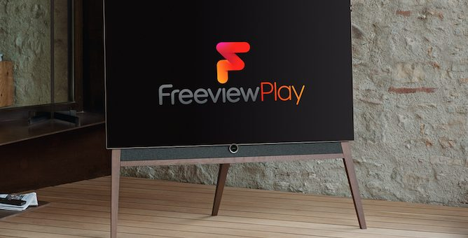 Own a Loewe TV? You'll soon have Freeview Play at the touch of a button