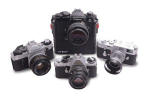 Crowdfunding Watch: Digital rescue for analogue SLR cameras