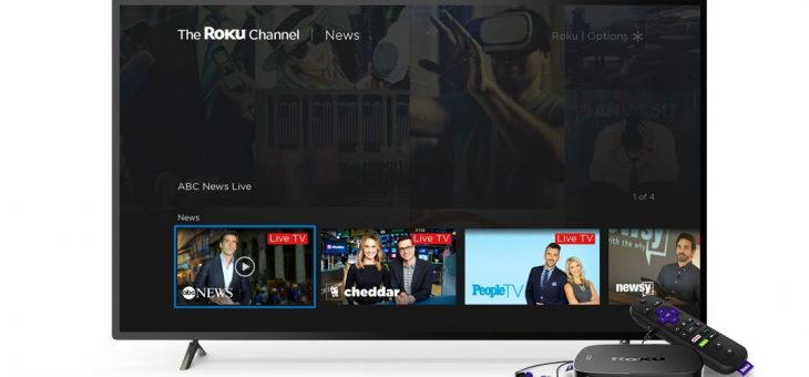 Roku's free streaming service is on the web now