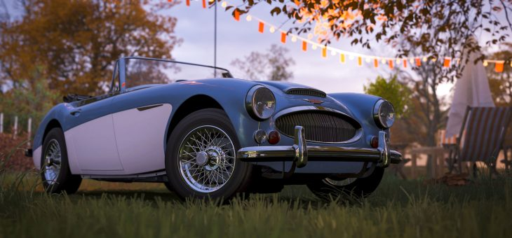 Ladies and gentlemen, start your engines: Forza Horizon 4 demo available now