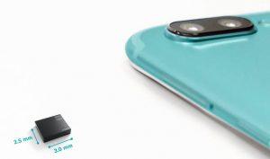 Bosch improves accelerometer-gyro chips for phones