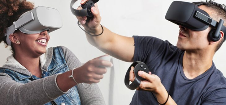 Oculus Rift 2 in doubt after co-founder quits