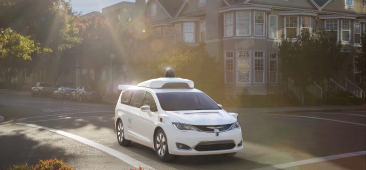 Waymo's fully autonomous cars are about to hit public streets in California