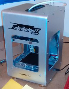 3D printing – a snippet on the Fabrikator v2 PSU