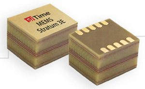 Tiny SiTime silicon MEMS resonator hits 5ppb accuracy for 5G infrastructure