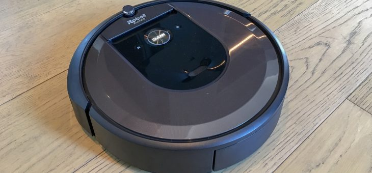Google will use your Roomba's house map to improve your smart home